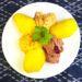 Pellkartoffeln mit drei veganen Aufstrichen aus Hülsenfrüchten