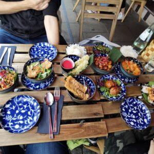 vegan in Hamburg, veganer Imbiss und veganes Essen in Restaurants